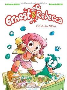 "Afficher ""Ernest & Rebecca n° 05<br /> L'école des bêtises"""