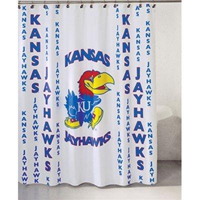 NCAA Shower Curtain NCAA Team: Kansas