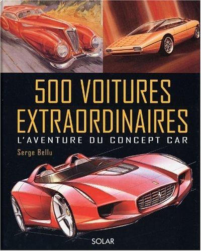 Les Voitures du futur ~ Serge Bellu
