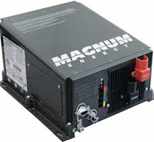 Solar Energy Mounting - Magnum Energy RD4024E RD-E Series 4000W 24V Modified Sine Wave Inverter/105 Amp PFC Charger, Battery temp sensor, Convenient switches, Versatile mounting, Easy-to-install, Multiple ports