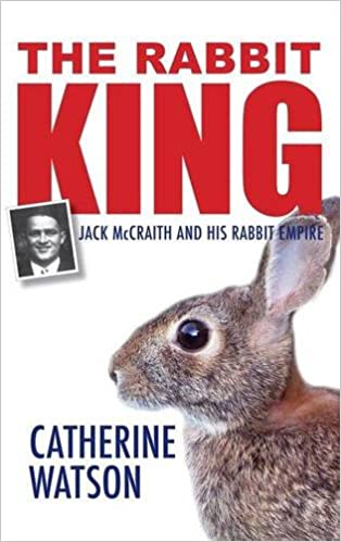 Book The Rabbit King