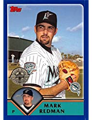 2003 Topps Home Team Advantage #628 Mark Redman NM-MT Marlins