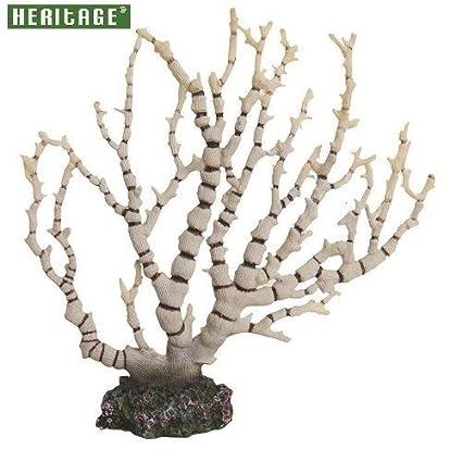 Heritage hcl050 Fancy del tanque de peces de acuario marino de arrecife de coral adorno pintado