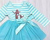 AILOM Infant Toddler Baby Girls Blue Long Sleeves