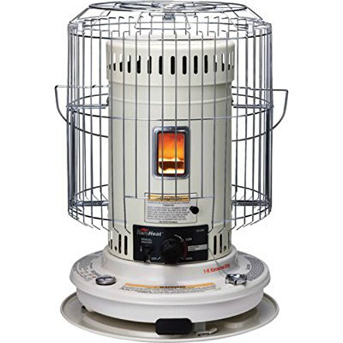 Sengoku Heat Mate Portable Convection Kerosene Heater 23,000 BTU, Beige #HMHC2230