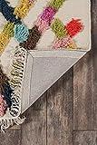 Novogratz by Momeni Indio 100% Wool Hand Made