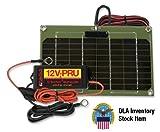 PulseTech 12VPSC - 12-Volt Pulse Solar Charger