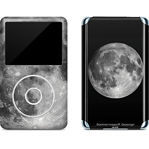 Space iPod Classic  80 & 160GB Skin - Full Moon Vinyl Decal