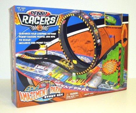 Penny Racer (PENNY RACERS Amazement Park Stunt Set)