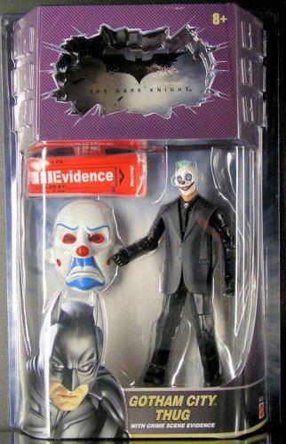 The Dark Knight Movie Masters Series 1 Gotham City Thug (Version 1) Action Figure
