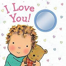 Cloth Book: I Love You!