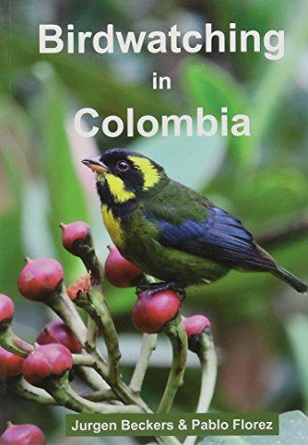 Birdwatching in Colombia Jurgen Beckers