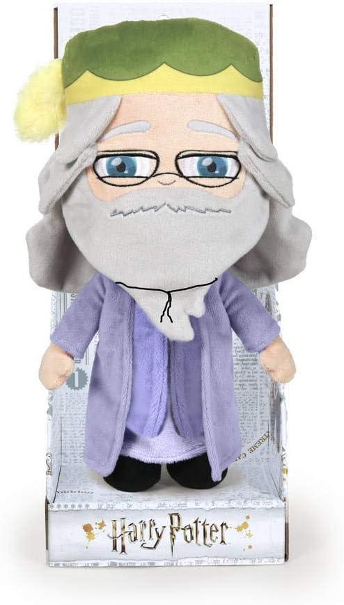 Famosa Softies - Peluche Dumbledore Ministerio de la Magia, 28 cm, Multicolor, (Famosa 760018188)