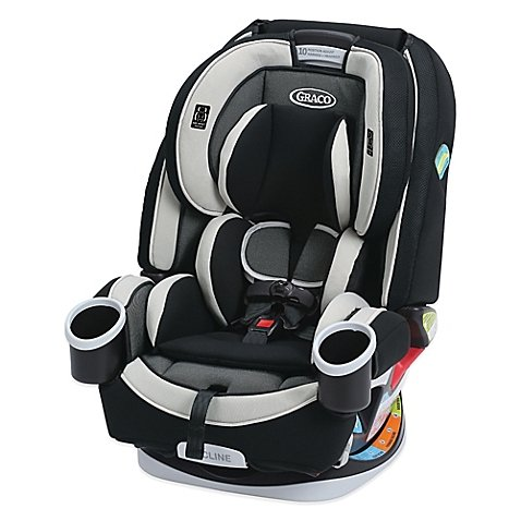 Graco 4Ever All-in-1 Convertible Car Seat in Tuscan
