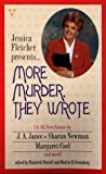 More Murder, They Wrote, Elizabeth Foxwell, 0425169901