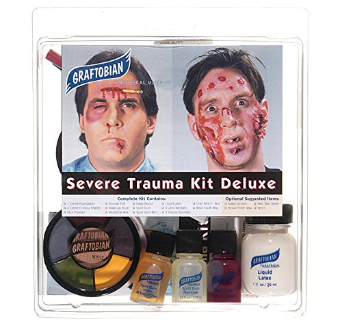 (Graftobian Deluxe Severe Trauma Special FX Makeup)