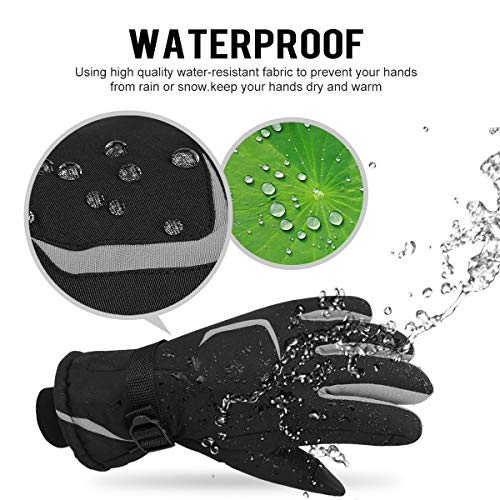 Buy affordable ski gloves