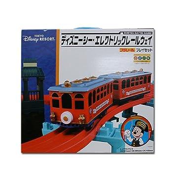 9796b973f6febb TOMY【プラレール】ディズニーシー・エレクトリックレールウェイプレイセット東京ディズニーリゾート限定