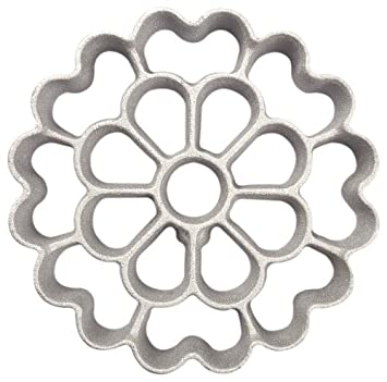 Amazon.Com: Kitchen Supply 7141 Rosette Set, 2-In-1 Spanish