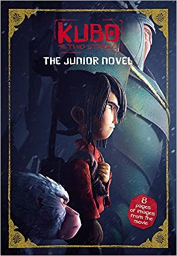 Kubo and the two strings the junior novel sadie chesterfield kubo and the two strings the junior novel sadie chesterfield 9780316361446 amazon books fandeluxe Choice Image