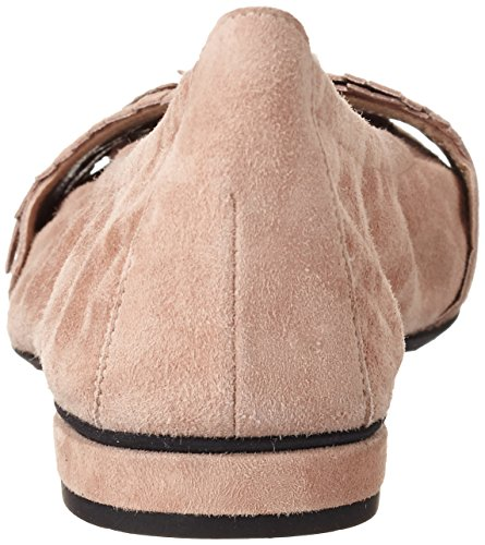 Kennel und Schmenger Schuhmanufaktur Damen Malu Geschlossene Ballerinas Beige (rosette/rosé)