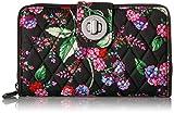 Vera Bradley Rfid Turnlock Wallet Wallet