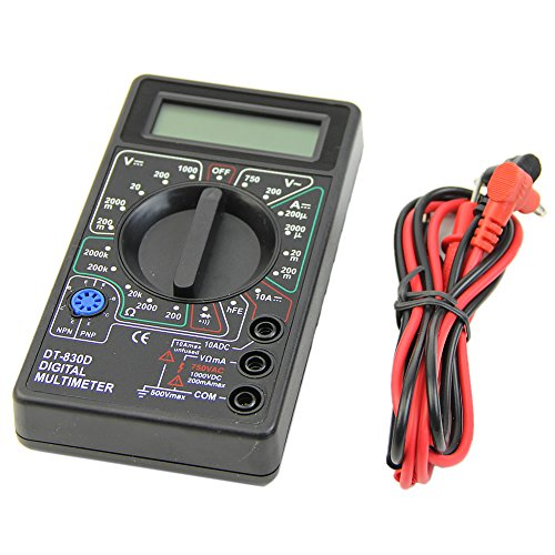 HeroNeo Digital Multimeter Buzzer Voltage