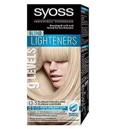 Syoss lighteners 135
