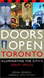 Doors Open Toronto, John Sewell, 0676974988