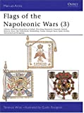 Flags of the Napoleonic Wars, Terence Wise, 0850454107