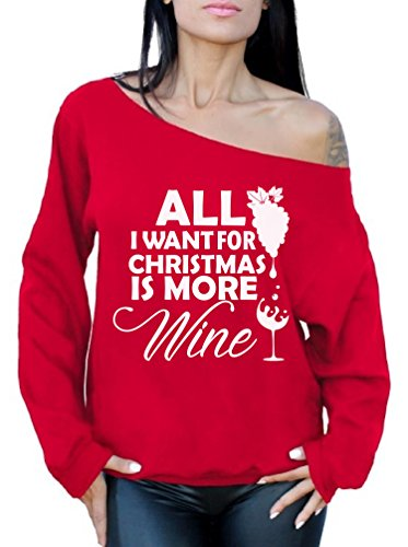 All I Want for Christmas is More Wine