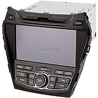 OEM Navigation Unit For Hyundai Santa Fe w/ Dimension XM Bluetooth 2012 2013 - BuyAutoParts 18-60354R Remanufactured