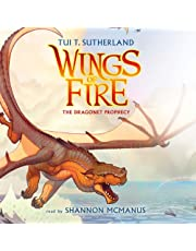 The Dragonet Prophecy: Wings of Fire, Book #1