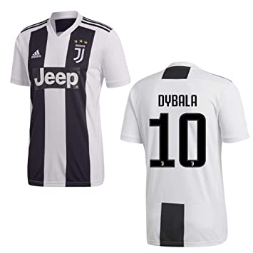 adidas Juventus Turin Trikot Home Kinder 2019 Dybala 10