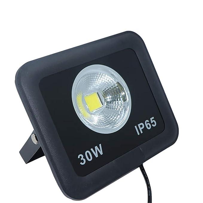 Proyector de Exterior LED 30W Reflector Impermeable al Aire ...