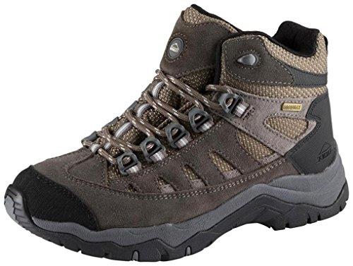 McKINLEY Trek Zapato Wabash II AQ W - d.grau/silber, 37 d.grau/silber