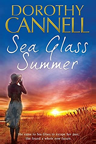book cover of Sea Glass Summer