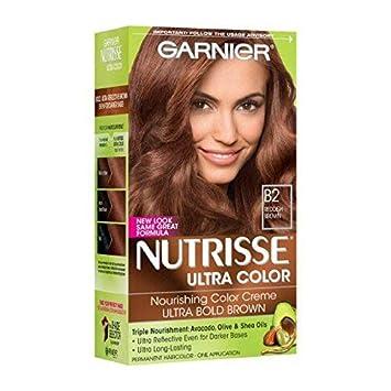 Amazon.com: Garnier nutrisse Ultra Color, de color rojizo ...