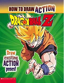 How To Draw Action Dragonball Z