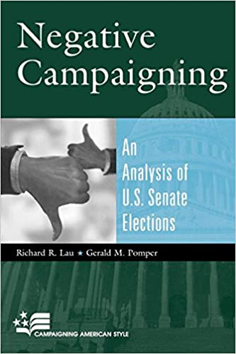 what is negative campaigning