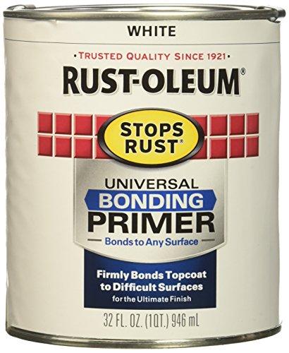 RUST-OLEUM 330494 Quart Universal Bonding Primer (Best Bonding Primer For Kitchen Cabinets)
