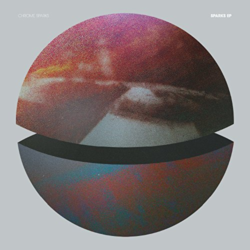 Vinilo : Chrome Sparks - Sparks (Digital Download Card)