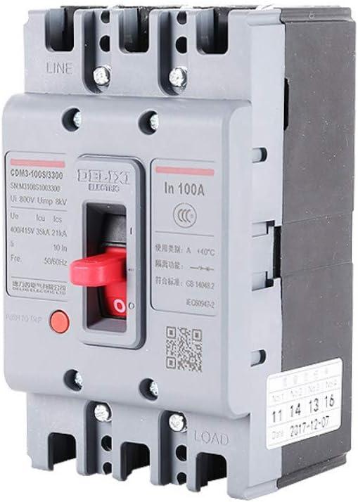 XIONGXI Caja de Moldeado en Miniatura Interruptor de Aire ...