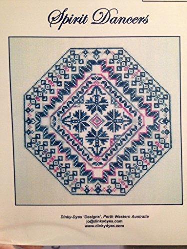 (Counted Cross Stitch Designs Spirit Dancers)
