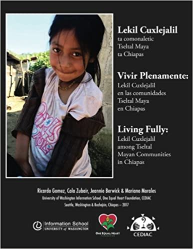 cover page of book with photo of young indigenous girl