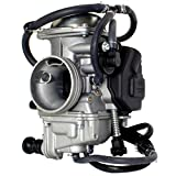 Caltric Carburetor Fits Honda 350 Rancher TRX350TE TRX350TM 2000-2003 New Carb