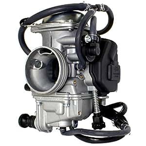 Caltric Carburetor Fits Honda 350 Rancher TRX350FE TRX350FM 2000-2003 New Carb