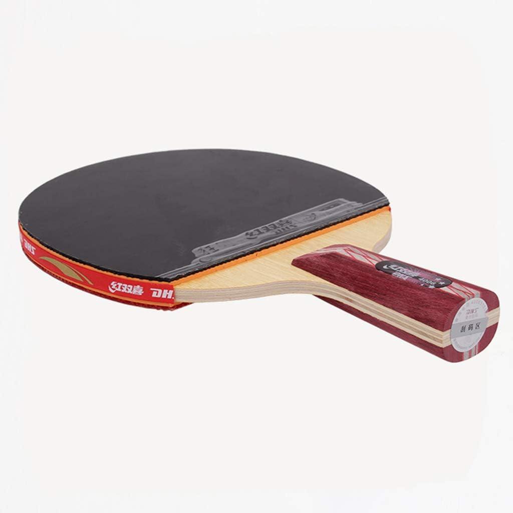 JWD HOME Paleta De Ping-Pong - Raquetas De Tenis De Mesa, Adecuadas para Jugadores Intermedios Mayores