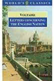 Letters Concerning the English Nation, Francois Voltaire, 0192837087