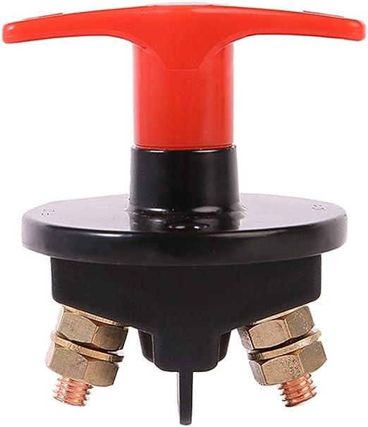 Vosarea YD107 24V 150A Aislador de desconexi/ón de la bater/ía Interruptor de desconexi/ón de la energ/ía para el Coche del Barco Van Truck RV Motocicleta